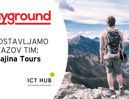 m:tel Playground izazov: predstavljamo vam tim Krajina Tours
