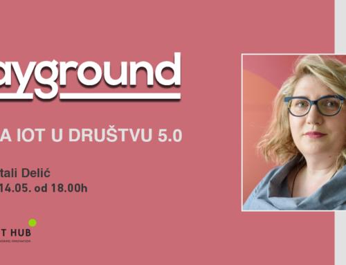 Playground online meetup, 14.05.2020.
