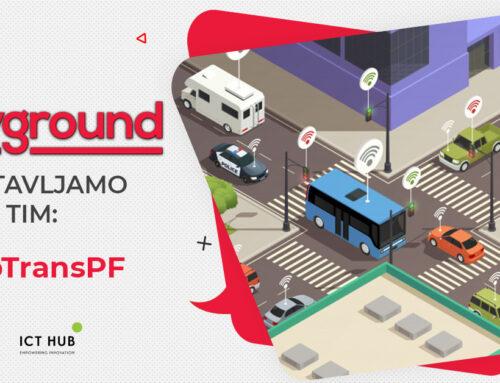 m:tel Playground izazov – predstavljanje timova – TIM 4 AppTransPF
